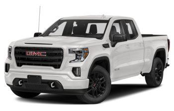 2021 GMC Sierra 1500 - Summit White