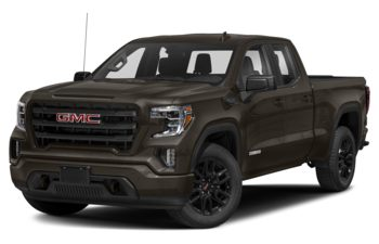 2021 GMC Sierra 1500 - Brownstone Metallic
