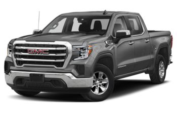2021 GMC Sierra 1500 - Satin Steel Metallic