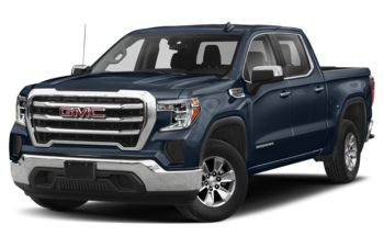 2021 GMC Sierra 1500 - Pacific Blue Metallic