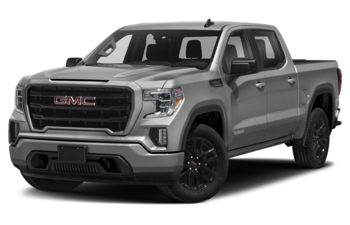 2021 GMC Sierra 1500 - Quicksilver Metallic