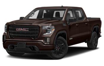 2020 GMC Sierra 1500 - Deep Mahogany Metallic