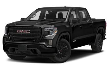 2021 GMC Sierra 1500 - Onyx Black