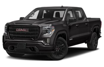 2020 GMC Sierra 1500 - Carbon Black Metallic