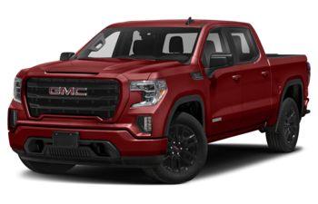 2020 GMC Sierra 1500 - Red Quartz Tintcoat
