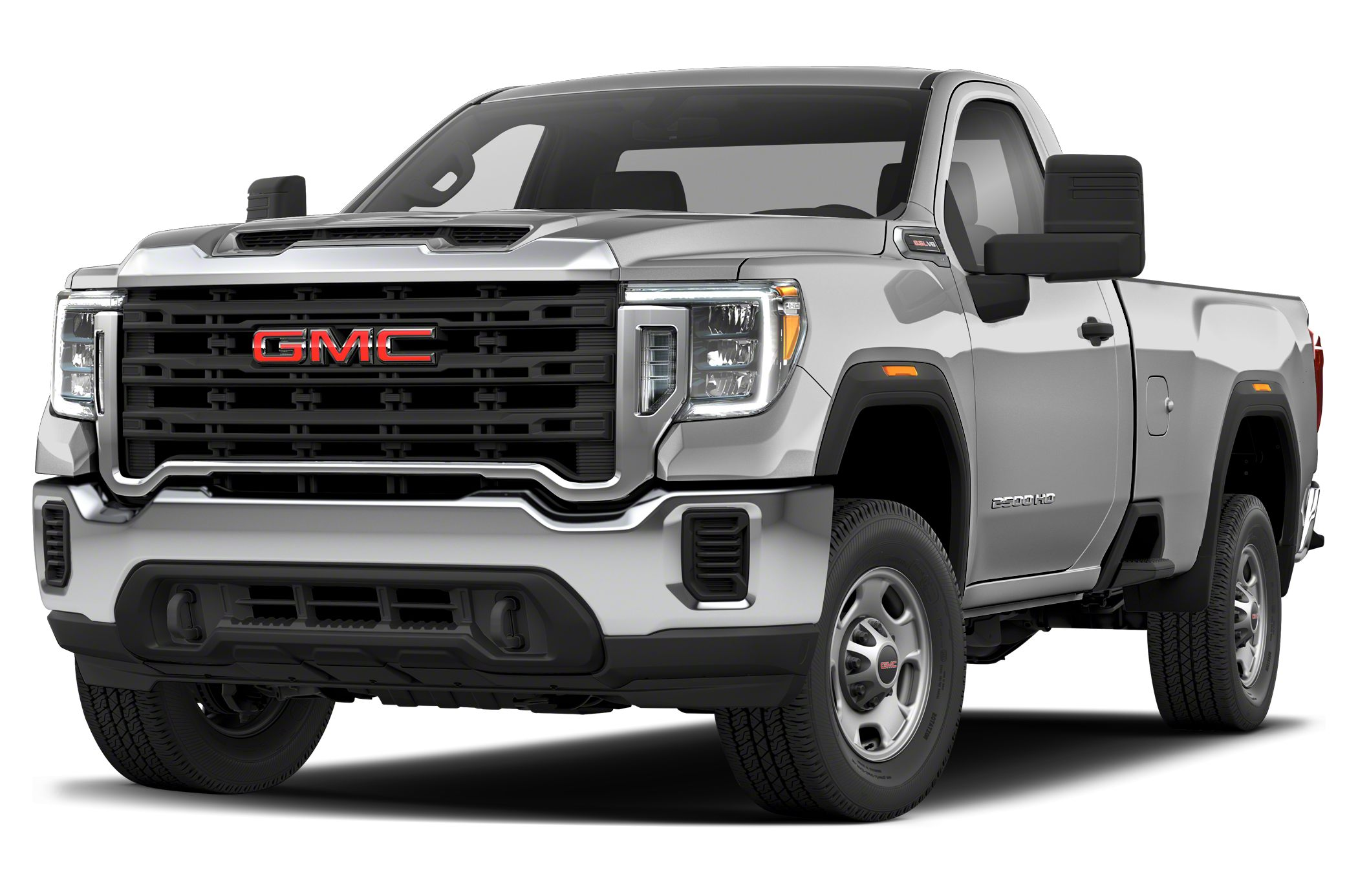 GMC Sierra HD