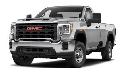 2020 GMC Sierra 2500HD Base