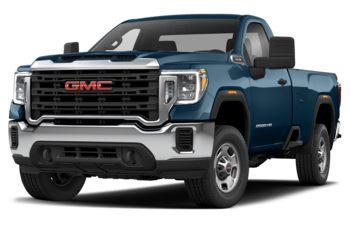 2019 GMC Sierra 2500HD - Stone Blue Metallic