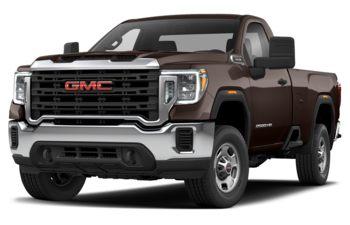 2019 GMC Sierra 2500HD - Deep Mahogany Metallic