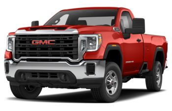 2020 GMC Sierra 2500HD - Cardinal Red