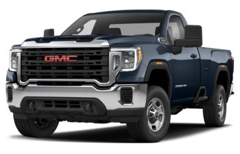 2020 GMC Sierra 2500HD - Pacific Blue Metallic