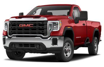 2021 GMC Sierra 2500HD - Cayenne Red Tintcoat