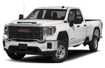 2021 GMC Sierra 2500HD - Summit White