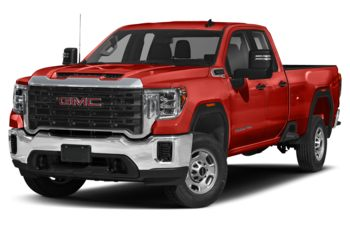 2021 GMC Sierra 2500HD - Cardinal Red
