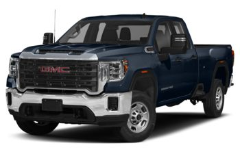 2021 GMC Sierra 2500HD - Pacific Blue Metallic