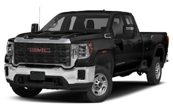 2021 GMC Sierra 2500HD - Onyx Black