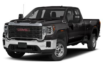 2020 GMC Sierra 2500HD - Carbon Black Metallic