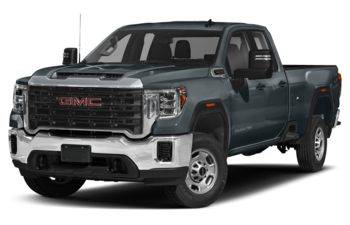 2020 GMC Sierra 2500HD - Dark Sky Metallic