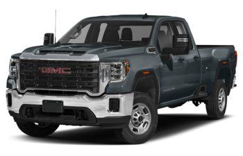 2020 GMC Sierra 2500HD - Dark Sky Metallic