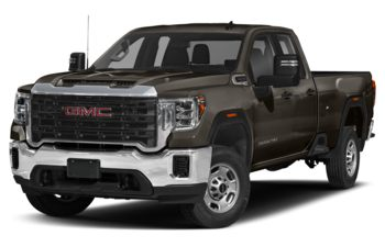 2021 GMC Sierra 2500HD - Brownstone Metallic
