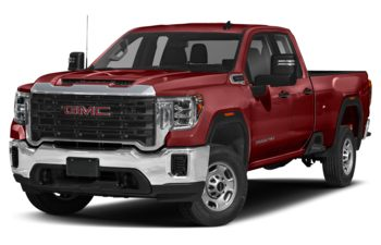 2020 GMC Sierra 2500HD - Red Quartz Tintcoat