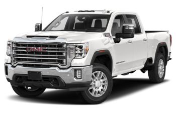 2020 GMC Sierra 2500HD - Summit White