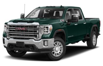 2020 GMC Sierra 2500HD - Woodland Green