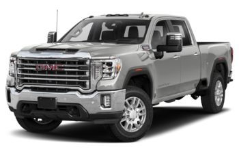 2020 GMC Sierra 2500HD - Quicksilver Metallic
