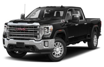 2020 GMC Sierra 2500HD - Onyx Black