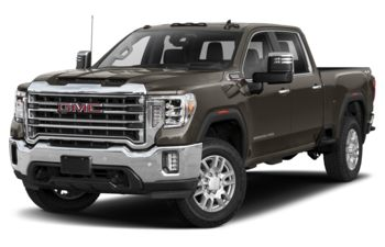 2020 GMC Sierra 2500HD - Brownstone Metallic