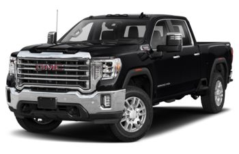 2021 GMC Sierra 2500HD - Ebony Twilight Metallic