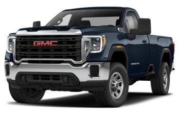 2020 GMC Sierra 3500HD - Pacific Blue Metallic