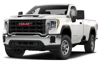 2020 GMC Sierra 3500HD - Summit White