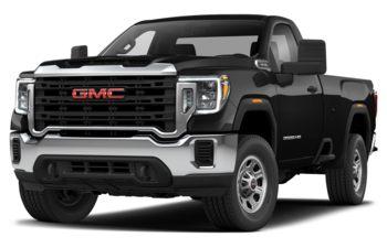 2020 GMC Sierra 3500HD - Onyx Black