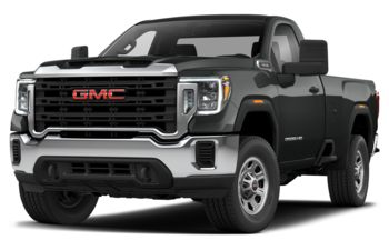 2020 GMC Sierra 3500HD - Dark Sky Metallic