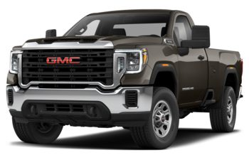 2020 GMC Sierra 3500HD - Brownstone Metallic