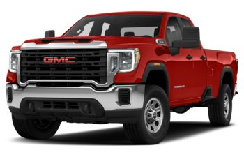 2020 GMC Sierra 3500HD - Cardinal Red