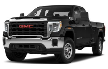 2020 GMC Sierra 3500HD - Onyx Black