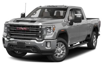 2021 GMC Sierra 3500HD - Quicksilver Metallic
