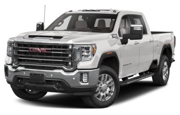 2021 GMC Sierra 3500HD - Summit White