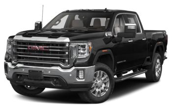 2021 GMC Sierra 3500HD - Onyx Black