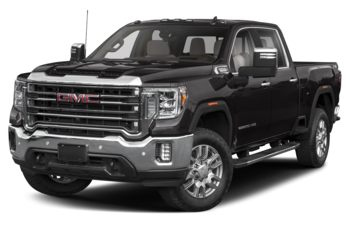 2020 GMC Sierra 3500HD - Carbon Black Metallic