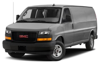 2020 GMC Savana 2500 - Quicksilver Metallic