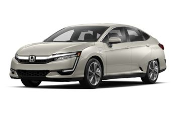 2020 Honda Clarity Plug-In Hybrid - Platinum White Pearl