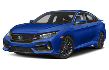 2020 Honda Civic Si - Aegean Blue Metallic