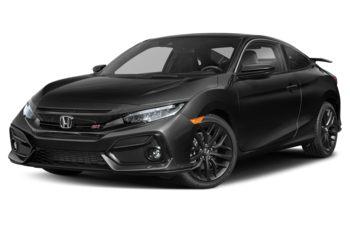 2020 Honda Civic Si - Crystal Black Pearl