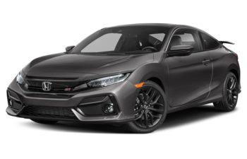 2020 Honda Civic Si - Modern Steel Metallic