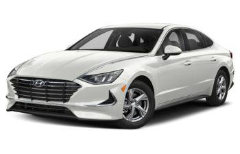2020 Hyundai Sonata - Quartz White