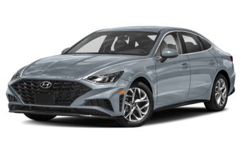 2020 Hyundai Sonata - Shimmering Silver
