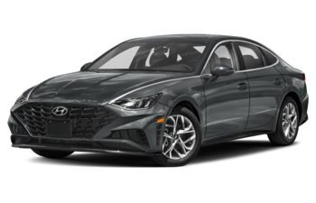 2021 Hyundai Sonata - Nocturne Grey